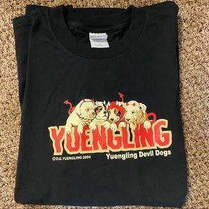Other - RARE 2004 Yuengling Devil Dogs tee XL excellent
